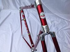 ALAN of PADOVA - ALUMINIUM FRAME & FORKS EARLY 80s - 58cm C-T-C CAMPAGNOLO