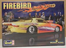 PONTIAC FIREBIRD TRANS AM PRO STOCK DRAG RACING CAR SLOT REVELL NOS MODEL KIT