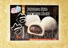 Japanese Daifuku Mochi Red Bean Rice Cake Snack dessert delicious