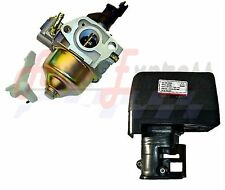 Honda GX270 9HP Carburetor & Air Box Assembly Honda 9hp Gasoline Engines