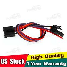 5 & 2 Wire Pigtail Blower Motor Resistor Harness For BUICK CADILLAC CHEVY GMC