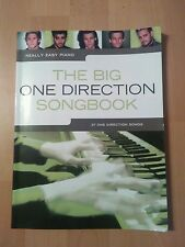Really Easy Piano: The Big One Direction Songbook (Buch) 🎤🎸