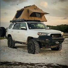 NEW Overland Roof Top Camping Tent with Ladder Jeep Off-Road Truck Camping 4x4