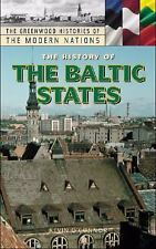 The History of the Baltic States by Kevin O'Connor (2003, Hardcover)