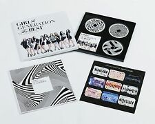 *RARE* SNSD Girls Generation The Best Complete Limited Edition CD+Blu-ray+PCs