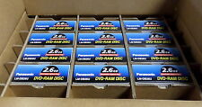 One Box Panasonic LM-DB26U  DVD-Ram Disc 2.6GB