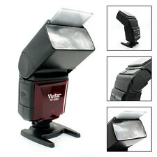 Speedlight Bounce Zoom Flash For Fujifilm Olympus Panasonic Pentax DSLR Camera
