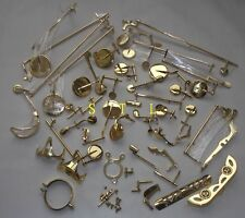 Full set Alto sax repair parts Golden For Yamaha 62