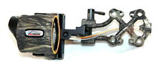 New Extreme Archery Recon 1500 Bow Sight Realtree AP Camo (.019) Pin w/ Light