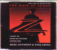 ☆ MAXI CD Tina ARENA  & Marc ANTHONY I want to spend  ☆
