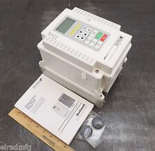 BALDOR RELIANCE 6SP24X-2P2CTNN AC DRIVE 3 PHASE SPEED CONTROLLER .5 HP 240 V NIB
