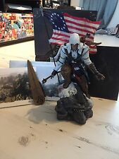 Assassins Creed 3 III Freedom Edition Statue Collectors Edition
