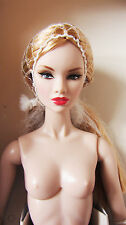 "Nude Fashion Royalty NuFace Erin: Voltage 12"" Doll New!!!"