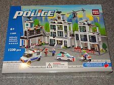 Police Academy BricTek Building Block Construction Toy Brick