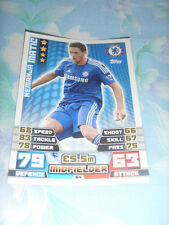 BN KFC Barclay Premier League Soccer Match Attax Attack Trading Game Card (A)