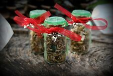 Yule Witch Bottle Christmas Pagan Wiccan Spell Yuletide Altar Gift