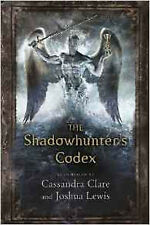 The Shadowhunter's Codex (The Mortal Instruments), New, Clare, Cassandra Book
