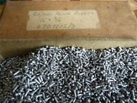 1/16  x 3/16  ALUMINIUM SNAP RIVETS -  - 25 - MODEL MAKING / LIVE STEAM