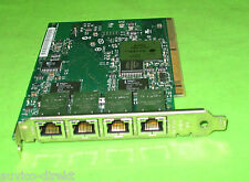 Intel PRO/1000 4-Port Server Adpater MT C32199-004 PCI-X RJ-45