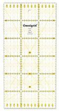 Prym Lineal/Universal 15x30cm, patentiertes Patchwork-Lineal von Omnigrid  #5598