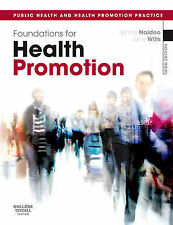 Foundations for Health Promotion by Jennie Naidoo, Jane Wills (Paperback, 2009)