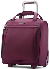 Samsonite Luggage Mightlight 2 Wheeled Boarding Bag Carry On - Grape Wine