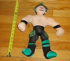 2004 WWE WWF Hurricane Gregory Helms Wrestling Plush stuffed FIgure TNA Impact