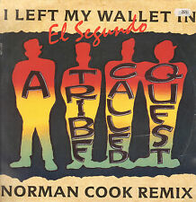 A TRIBE CALLED QUEST - I Left My Wallet In El Segundo (Norman Cook Remix) - Jive