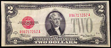 1928-D Circulated MULE $2 Two Dollar Bill US Currency 1928D United States Note