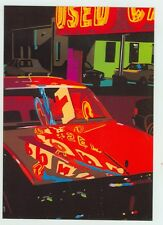Post Card- Reflections Used Cars (autoC#128