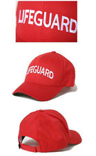 Lifeguard Cap - Basic (Red)