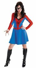 Spider-Man Spider-Girl Classic Female Costume Marvel Comics Size 8-10 NWT 50350
