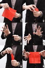 2X Magic Thumb Tip Trick Rubber Close Up Vanish Appearing Finger Trick PropsWKCA