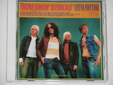 SCREAMIN' STUKAS -A Lotta Rhythm- CD