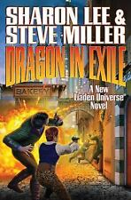 Liaden Universe®: Dragon in Exile 18 by Sharon Lee and Steve M (FREE 2DAY SHIP)