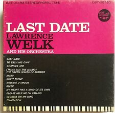 "VINTAGE REEL TO REEL ~ LAWRENCE WELK ""LAST DATE"" & DANCE HITS OF THE 30's & 40's"