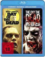 Zombie Double Collection - Day Of The Dead & The Day The Dead Walked - BluRay