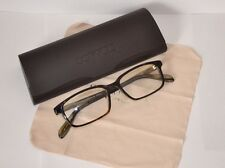 New Oliver Peoples Shaw OV5008 Horn 362/HR Eyeglasses 52mm