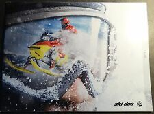 2015 SKI-DOO SNOWMOBILE SALES & ACCESSORIES BROCHURE 44 PAGES NICE  (565)
