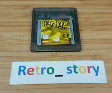 Nintendo Game Boy Color Harry Potter And The Chamber Of Secrets PAL