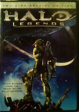 HALO LEGENDS (2010) Two-Disc Special Edition 7 Stories From the Halo Universe