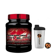 HOT BLOOD 3.0 blue guarana 820gr SCITEC NUTRITION oxido nitrico
