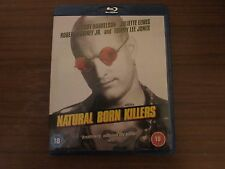 Natural Born Killers Blu Ray
