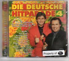 (GK428) Die Deutsch Hitparade - 4 - 1995 CD