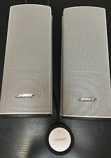 Bose Companion 20 Multimedia Speaker System- EXCELLENT CONDITION!!!