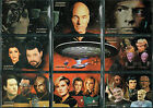 THE QUOTABLE STAR TREK THE NEXT GENERATION SET OF FINAL FRONTIERS CARDS ST1-ST9