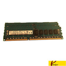 16GB(4X 4GB) DDR3 ECC REG. 2Rx8 PC3 1333 Memory For DELL PowerEdge T310, R310
