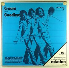 "12"" LP - Cream  - Goodbye - A4585 - washed & cleaned"