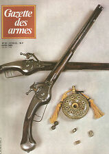 "GAZETTE DES ARMES N°81 CANNE-FUSIL / CARBINE DE SURVIE US M-4 / ""COMMANDO"""