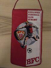 Originaler Fussball Wimpel BFC Dynamo pennant football soccer Berlin